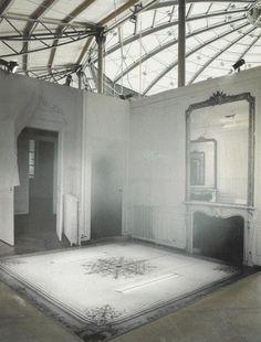Set Design, Maison Martin Margiela, 2007.
