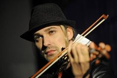 """David Garrett, """"Only those artists can afford to do crossover who have already made a name for themselves in the classical music scene."""" David Garrett sets high quality standards. http://bajaartists.com/performing/david-garrett/"""