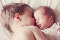 newborn- awwww, hope I can get a sweet pic of my boys like this one