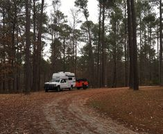 "A value campsite in South Carolina  ""There were only four other campers here on these dates in December 3 of which were definitely hunters. No water was available as it is noted in the description and there is no trash receptacles as also noted in the description so be prepared to pack in and pack out. We chose spot number 14 as we had a small trailer along with our 25 foot truck. Most sites look fairly level. Bathrooms were clean toilet paper was available."" - The Turtle & the Tiger"