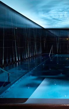 ESPA at Corinthia Hotel, London. Photo by Richard Powers.