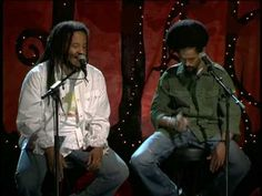 Stephen & Damian Marley - All Night (Live @ VH1.com)