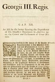 Declatory Act 18 Mar 1766  The Declatory Act was used to give the colonists a sense of freedom. It was the response of Britain to the boycott of the stamp act. This was yet another victory for the colonists while giving not much freedoms to the colonists it proved there actions could change laws