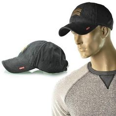 A.Kurtz Hat Mens Jersey Military Trucker Lid Baseball Cap One Size Black NEW | Ropa, calzado y accesorios, Accesorios para hombre, Gorros | eBay!