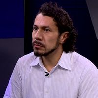 Rômulo critica comportamento de Marcos: 'Meio infantil'