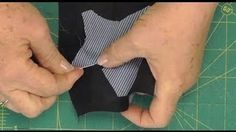 How to Appliqué Like a Pro! Part 2/4 - Stars & Points, via YouTube.