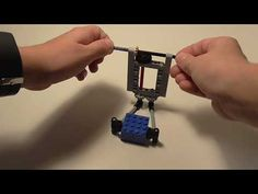 lego grab and lift+building - YouTube