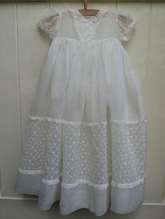editors blog turn wedding dress into christening gown