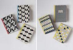 Notebooks from French Papier Tigre