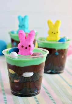 Hop to it: 5 Bunny Themed Treats for Easter | süße Riegel, Kinder ...
