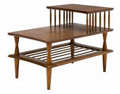 【楽天市場】ACME Furniture アクメファニチャー DELMAR STEP END TABLE デルマー ステップ エンド テーブル 幅74cm テーブル【送料無料】【ポイント10倍】:ACME Furniture