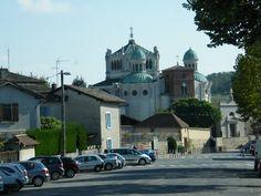 france - ars - near lyon - st.john vianney church - incorrupt body of st.john vianney
