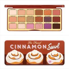 Too Faced Palette, Melted Matte, Makeup News, Matte Lipstick, Cinnamon, Holiday, Beauty, Style, Perfect Makeup
