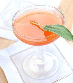 summer sage cocktail