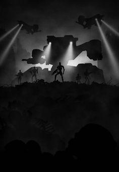NOIR – Superbes et sombres illustrations de Marko Manev | Ufunk.net