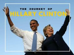 The journey of Hillary Clinton, from first lady to first female presidential nominee.