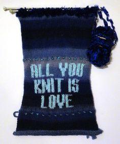 Knitty Graffity: Sneak peek