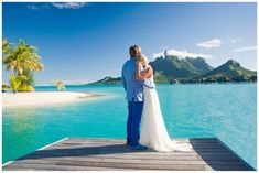 Bora Bora Honeymoon at the Four Seasons Resort, PHOTO: Helene Havard