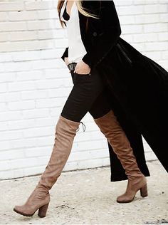 Free People North Star Over the Knee Boot, $348.00