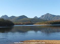 The Garden Route Dam, George (South Africa)