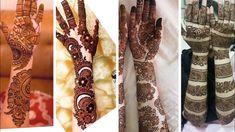 #hennadye #naturalhenna bridal mehndi designs for full back hands/outstanding dulhan new henna mehndi