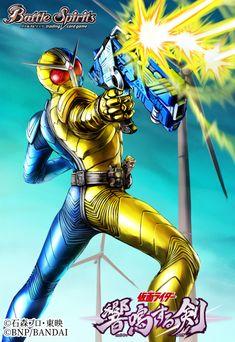 Kamen Rider W, Power Rangers, Iron Man, Superhero, Pixiv, Artwork, Battle, Cards, Wallpapers