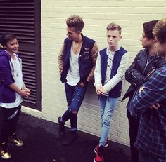 The Vamps and Bars and Melody