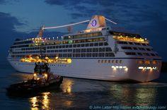 MS Insignia Cruise Ship, Oceania Cruises (6 months)
