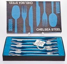 Viners - Viners cutlery - Viners Chelsea - Viners Chelsea Dinner Forks - Viners Chelsea Boxed Table Forks - Viners Chelsea Boxed Dinner Fork...