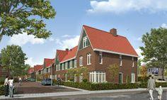 groene omegeving met ruime gezinswoningen VMG Makelaars - Rij- Hoekwoningen
