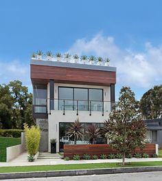 604 Acacia House by Brandon Architects