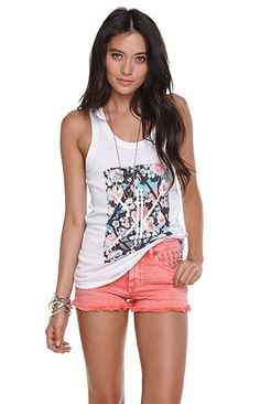 Kendall and Kylie Kali Racerback Tank at PacSun.com