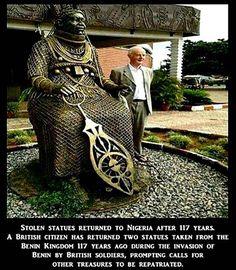 Stolen Nigerian Artifacts, Benin Kingdom