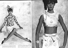 youthquakers: April 1st 1965 - UK Vogue