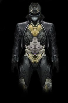 Black Ranger by NibFreude