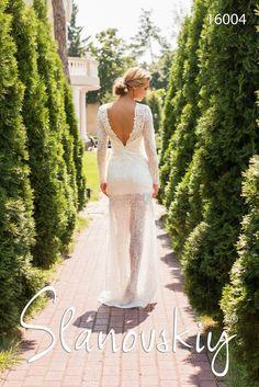 Design 16004 from Slanovskiy collection #slanovskiy #weddingdress #gown
