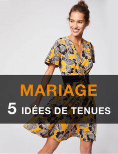 31cd59cad4703 Comment s habiller pour un mariage   5 tenues de cérémonie tendances –  Taaora – Blog Mode