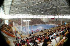 Gols, festa e caldeirão: Sorocaba bate Jaraguá pelas oitavas da Liga Nacional #globoesporte