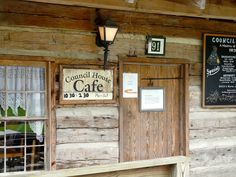 The Council House Cafe on the Natchez Trace in Mississippi. Be sure to include this stop on a road trip along the Natchez Trace. It's a fun boomer travel adventure! And delicious, too!