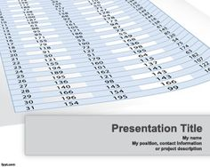 Free Spreadsheet PowerPoint Template on accountability PowerPoint templates Powerpoint Slide Designs, Powerpoint Template Free, Business Powerpoint Templates, Powerpoint Presentations, Accounting Classes, Ppt Presentation, Keynote, Finance, Backgrounds