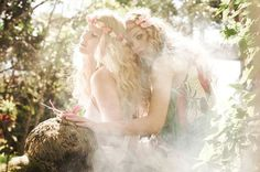 Fairy twins?