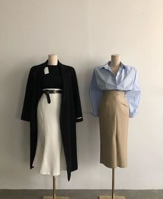 """🃏 on Twitter: """"J'aime trop… """" Mode Ootd, Mode Hijab, Cute Casual Outfits, Chic Outfits, Fashion Outfits, Korean Fashion Trends, Korea Fashion, Mode Streetwear, Korean Outfits"""