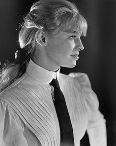 Julie Christie as Lara in Doctor Zhivago.