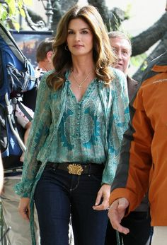 Pisces Cindy Crawford