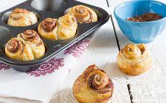 Сладкие вертушки | Кулинарные рецепты от «Едим дома!»