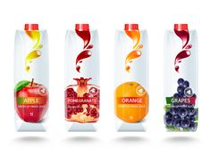 Drop freshness on Behance