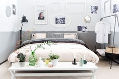 25 Stylish DIY Headboards You Can Make In A Weekend Or Less. Kreative IdeenSelbstgemachte  KopfteileIdeen ...