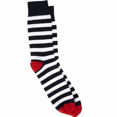 Corgi Stripe Mid-calf Socks at Barneys.com