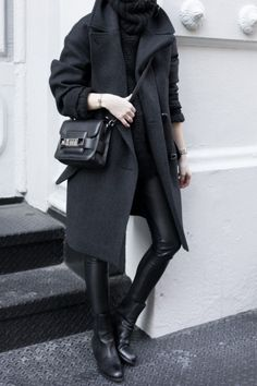 leather & wool