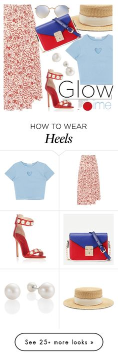 """""""- Excitable -"""" by bugatti-veyron on Polyvore featuring Isabel Marant, Filù Hats, Louis Leeman, Ray-Ban, WithChic and White Label"""